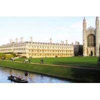 Oxford & Cambridge Universities - Tour 27