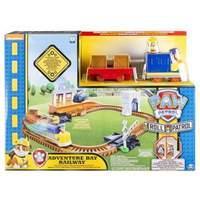 Paw Patrol 6028630 Adventure Bay Railway Track Playset