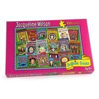 Paul Lamond Jacqueline Wilson Brilliant Books Puzzle (250-Piece)
