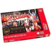 Paul Lamond Arsenal The Invincibles Puzzle