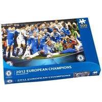 Paul Lamond Chelsea 2012 UEFA Champions Puzzle