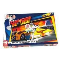 Paul Lamond Danger Mouse Car MKIV Puzzle (100-Piece)