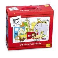 Paul Lamond Dear Zoo Floor Puzzle (24 Pieces)