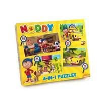 Paul Lamond 4-in-1 Noddy Puzzles