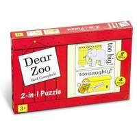Paul Lamond Dear Zoo 2-in-1 Puzzle