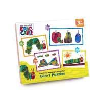 Paul Lamond The Very Hungry Caterpillar 4-in-1 Puzzle Set