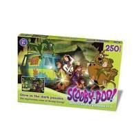Paul Lamond Scooby Glow in the Dark Grady Creep Puzzle (250 Pieces)