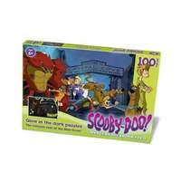 Paul Lamond Scooby Glow in the Dark Man-Crab Puzzle (100 Pieces)