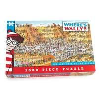 Paul Lamond Wheres Wally The Last Day of The Aztecs Puzzle (1000-Piece)