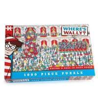 Paul Lamond Wheres Wally Having a Ball in Gaye Paree Puzzle (1000-Piece)