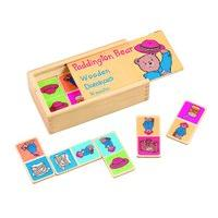 Paddington Wooden Dominoes, By Rainbow Designs