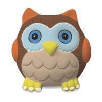 Paint Your Own Owl Money Box 11 x 9 x 9.5 cm