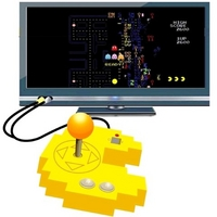 Pac-Man Connect & Play Games - PacMan Video Game