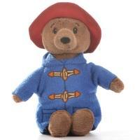 Paddington Bear Movie 15cm Soft Bean Toy