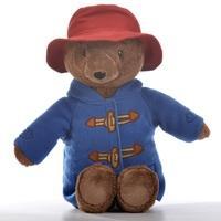 Paddington Bear Movie 24cm Medium Soft Toy