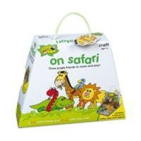 Paul Lamond Games Chimp and Zee On Safari