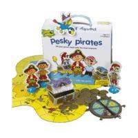 Paul Lamond Games Chimp And Zee Pesky Pirates