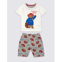 Paddington Bear Short Pyjamas (1-8 Years)