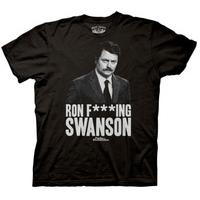 Parks & Recreation - Ron F***ng Swanson