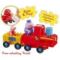 Peppa Pig Construction Toys Grandpa Pig\'s Train Set
