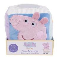 Peppa Pig For Baby Activity Cube, By Rainbow Designs