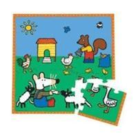 Petit Jour Paris Maisy Mouse Giant Floor Jigsaw Puzzle