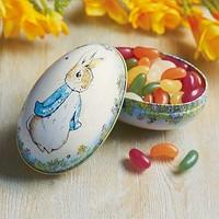 Peter Rabbit Filled­egg Tin
