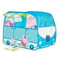 Peppa Pig Pop up Camper Van Play Tent
