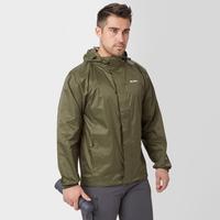 Peter Storm Men\'s Packable Jacket - Green, Green