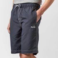 Peter Storm Men\'s Long Swim Shorts - Navy, Navy