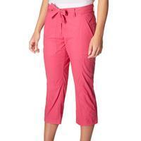 Peter Storm Women\'s Holiday Capri Pants - Pink, Pink