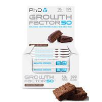 PhD Nutrition Growth Factor 50 Bars