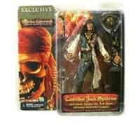 Pirates of The Caribbean - Dead Mans Chest Cannibal Jack Sparrow