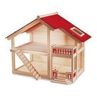 Pintoy Woodlands Dolls House