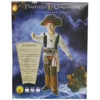 Pirates Of The Caribbean (on Stranger Tides) Captain Jack Sparrow - Kids