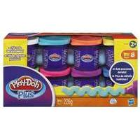 Play-Doh Plus Modelling Clay (Set of 8 Pots)