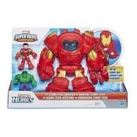 Playskool Marvel Super Hero Adventures Playskool Tech Armour with Tony Stark Figure
