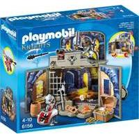 Playmobil 6156 My Secret Knights Treasure Room Play Box