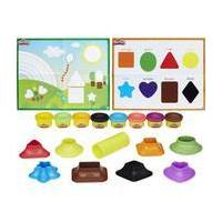 Play Doh Colours and Shapes Set