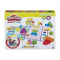 Play-Doh Shape and Learn Textures and Tools Set