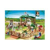Playmobil Children\'s Petting Zoo