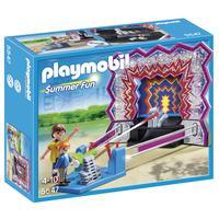 Playmobil Tin Can Shooting Game 5547