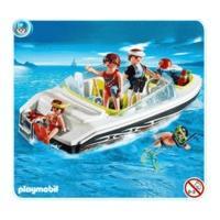 Playmobil Family Speedboat (4862)