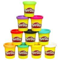 Play Doh Case Of Colours - 10 Pack