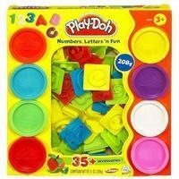 Play Doh Letters Numbers \'n Fun