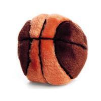 Plush Basketball Dog Toy