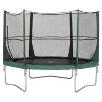 Plum Products 8ft Space Zone Trampoline and 3G Enclosure
