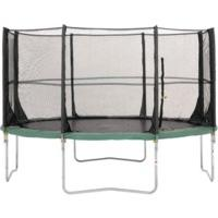 Plum Products 12ft Space Zone Trampoline and 3G Enclosure