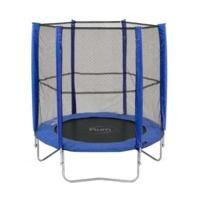 Plum Products 6ft Blue Trampoline and Enclosure