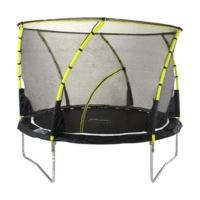 Plum Products 8ft Whirlwind Trampoline and 3G Enclosure